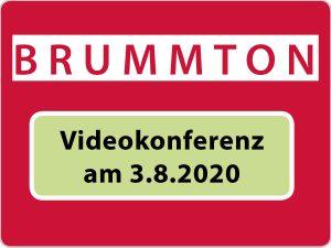 Brummtonsuche in Deutschland - Videokonferenz am 3.8.20