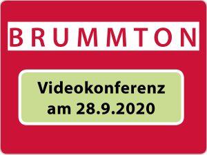 Videokonferenz für Brummtonbetroffen
