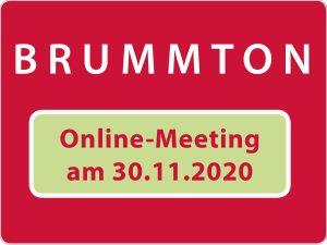 Brummton Videokonferenz am 30.11.2020