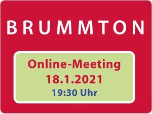 Brummton Videokonferenz